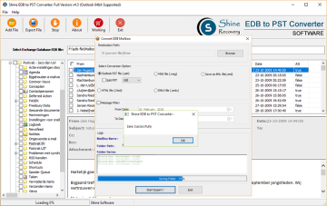 exchange edb to pst converter software